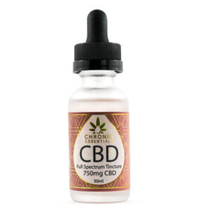 Chronic Essentials - CBD Tincture