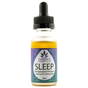Chronic Essentials - Sleep Tincture