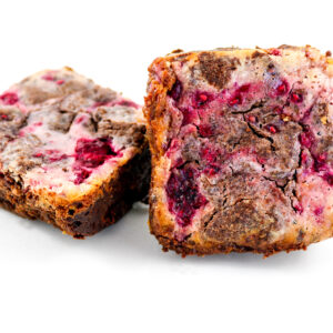 Raspberry Cheesecake Brownie 125mg THC