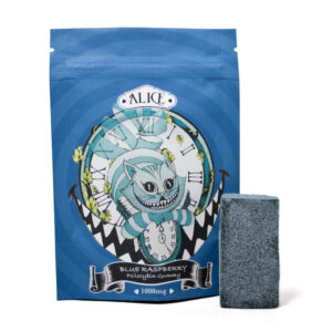 Alice - Blue Raspberry Gummy 1000mg