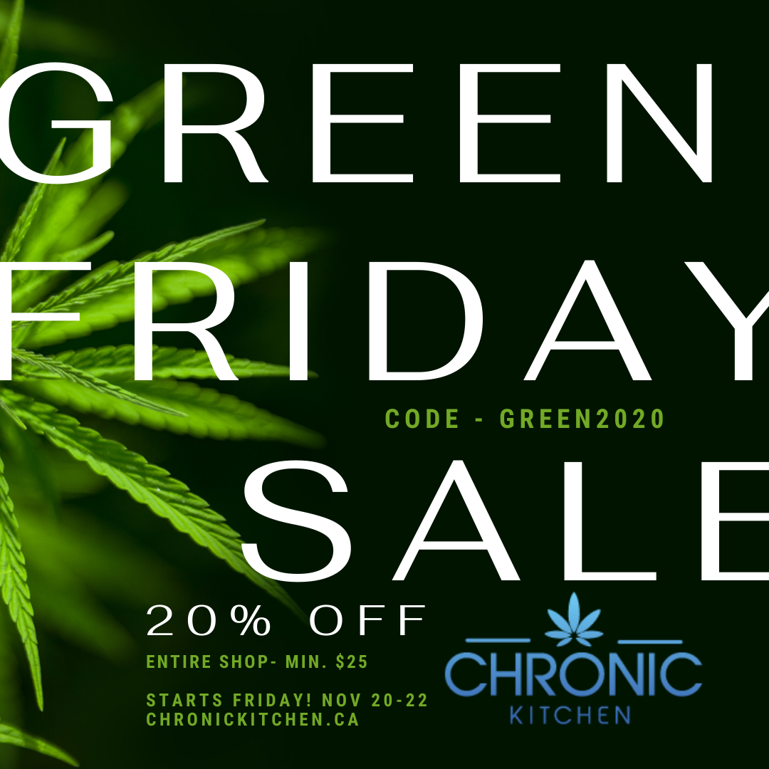 Green Friday Sale